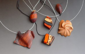 Handmade Wooden Jewellery